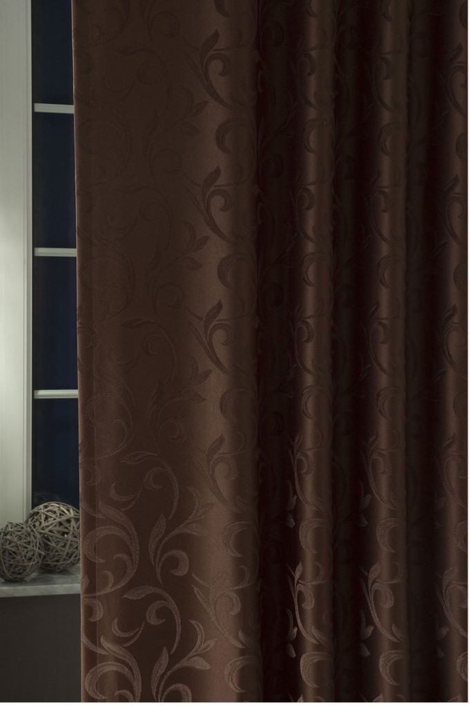 Sandra Brown Curtain | All unicolor gordijn | Curtains ...